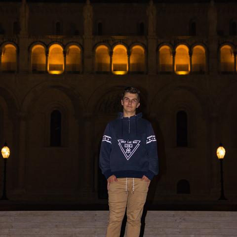 Dani, 18 éves társkereső férfi - Pécs