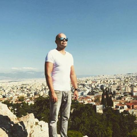 Roland, 35 éves társkereső férfi - Bagod