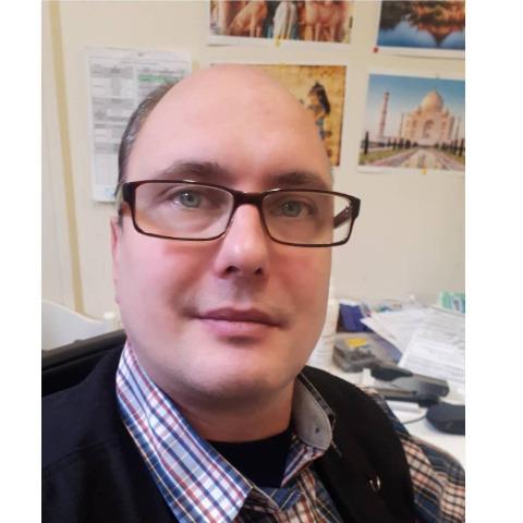 Miklós, 43 éves társkereső férfi - Salgótarján