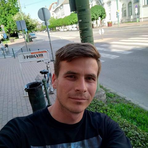 György, 28 éves társkereső férfi - Arad