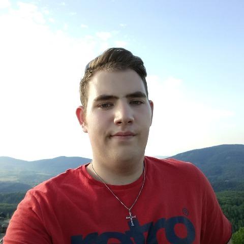 Tamás, 20 éves társkereső férfi - Hajdúnánás
