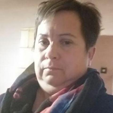 Márti, 45 éves társkereső nő - Gégény