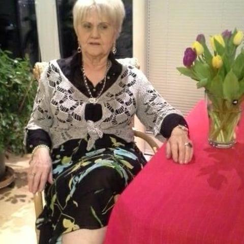 Anna, 70 éves társkereső nő - Jánoshalma