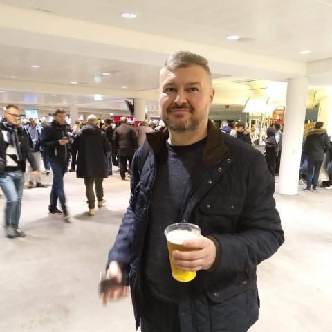 Viktor, 44 éves társkereső férfi - London