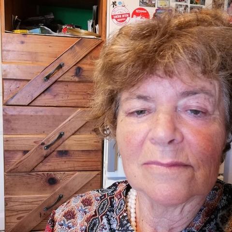 Anna, 70 éves társkereső nő - Szentendre