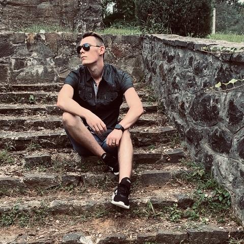 Ricsi, 22 éves társkereső férfi - Acsa