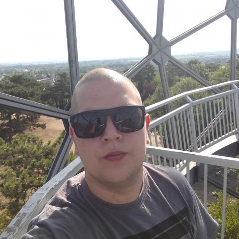 Dániel, 24 éves társkereső férfi - Szeged