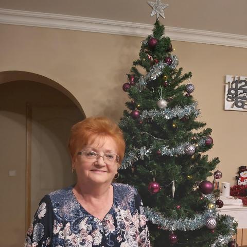 Irén, 72 éves társkereső nő - Mór