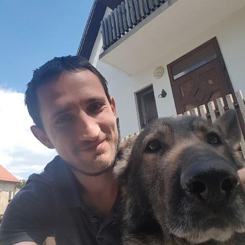 Attia, 28 éves társkereső férfi - Tahitótfalu