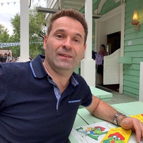 Bertalan, 41 éves társkereső férfi - Inárcs