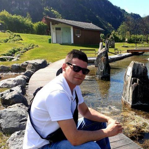 Sándor, 27 éves társkereső férfi - Fügen