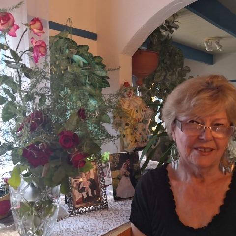 Lenke, 84 éves társkereső nő - Diósjenő