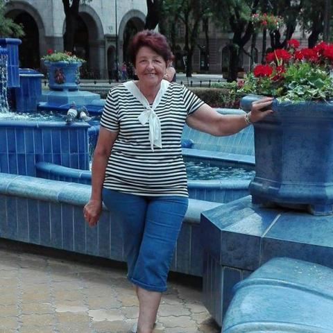 Erzsébet, 71 éves társkereső nő - Gyula