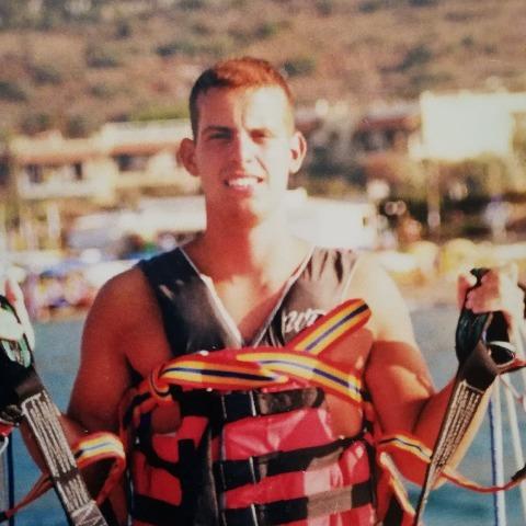 Dániel, 38 éves társkereső férfi - Budapest
