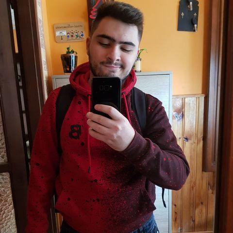 Máté, 18 éves társkereső férfi - Tiszafüred