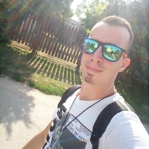 Gábor, 28 éves társkereső férfi - Sárbogárd