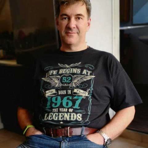András, 52 éves társkereső férfi - Budakeszi