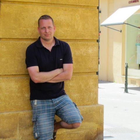 Viktor, 43 éves társkereső férfi - Budapest