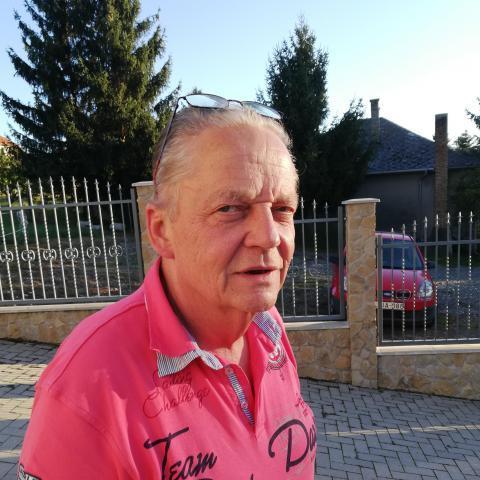 Gyuri, 66 éves társkereső férfi - Hévíz