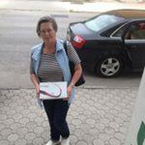 Maria Magdolna, 66 éves társkereső nő - Raposka