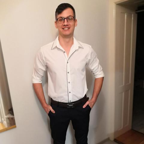 Gábor, 33 éves társkereső férfi - Nyírmeggyes