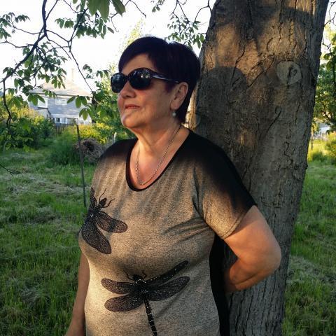 Sarolta, 65 éves társkereső nő - Olaszfalu