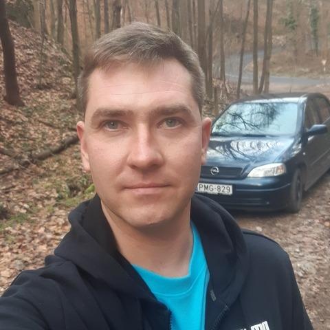 Attila, 38 éves társkereső férfi - Nagyecsed