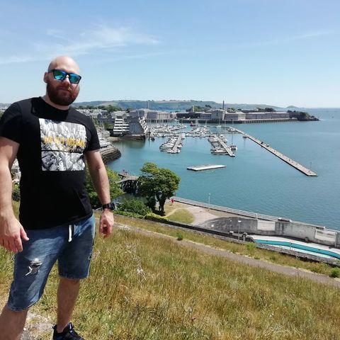 Tamás, 29 éves társkereső férfi - Plymouth