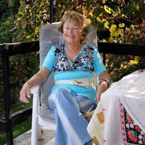 Margó, 79 éves társkereső nő - Budapest