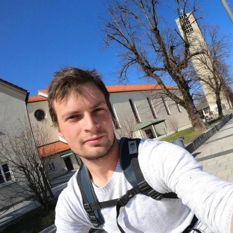 Fabian, 26 éves társkereső férfi - Penzberg