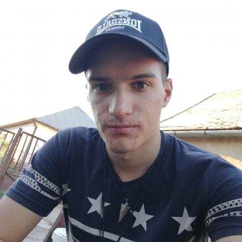 Ricsi, 21 éves társkereső férfi - Bölcske