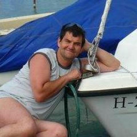 Gábor, 52 éves társkereső férfi - Szentes