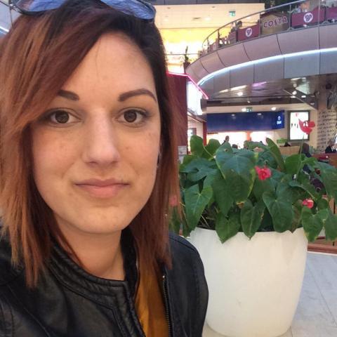 Vivien, 26 éves társkereső nő - Garáb