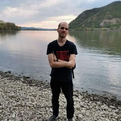 Gábor, 23 éves társkereső férfi - Gödöllő