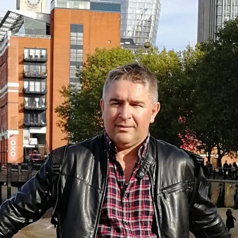 Zsolt, 44 éves társkereső férfi - Siófok