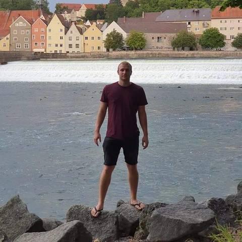 Gábor, 27 éves társkereső férfi - Landsberg am Lech
