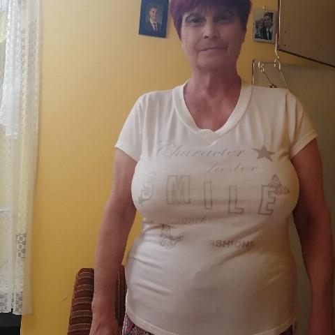 Ilona , 74 éves társkereső nő - Székesfehérvár