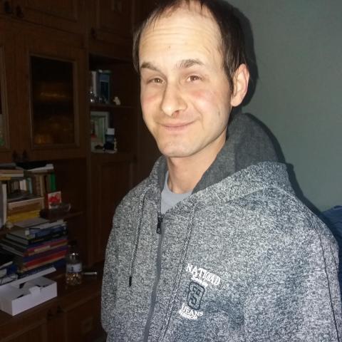 Péter, 37 éves társkereső férfi - Telekgerendás