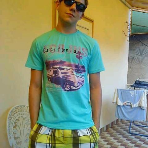 Gábor, 24 éves társkereső férfi - Orosháza