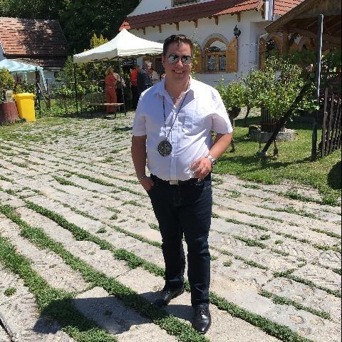Tamás, 31 éves társkereső férfi - Dunaföldvár