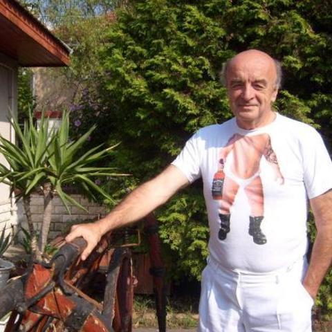 György, 73 éves társkereső férfi - Budapest