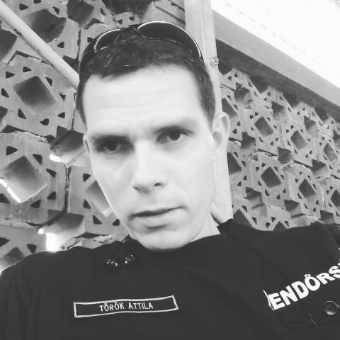 Attila, 34 éves társkereső férfi - Szeged