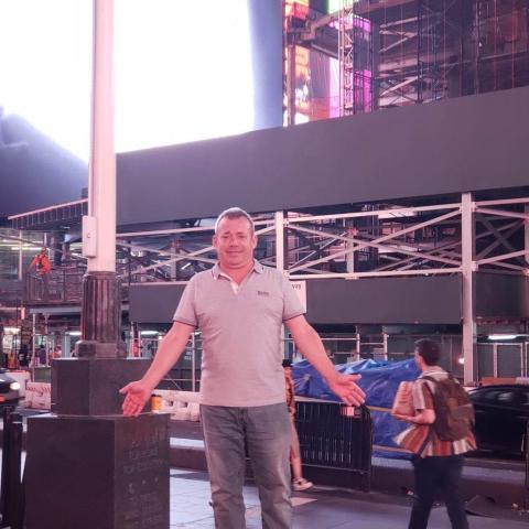 Sándor, 50 éves társkereső férfi - New York
