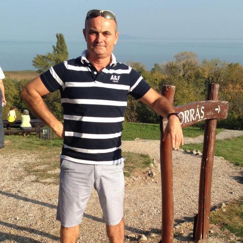 Tibor, 57 éves társkereső férfi - Zamárdi