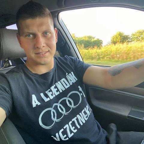 Zoltán, 26 éves társkereső férfi - Nyíregyháza