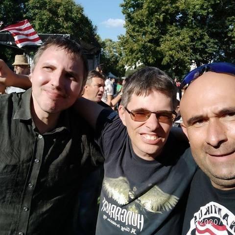 Krisztian, 47 éves társkereső férfi - Veszprém