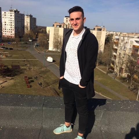 Richard, 21 éves társkereső férfi - Gyula