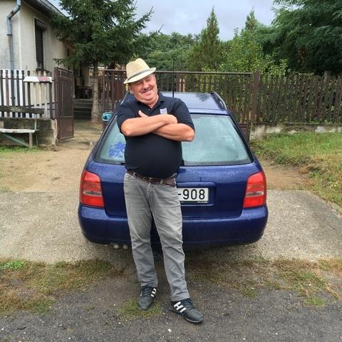 Tibor, 56 éves társkereső férfi - Nagyrozvágy