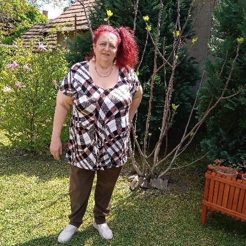 Éva, 67 éves társkereső nő - Békésszentandrás