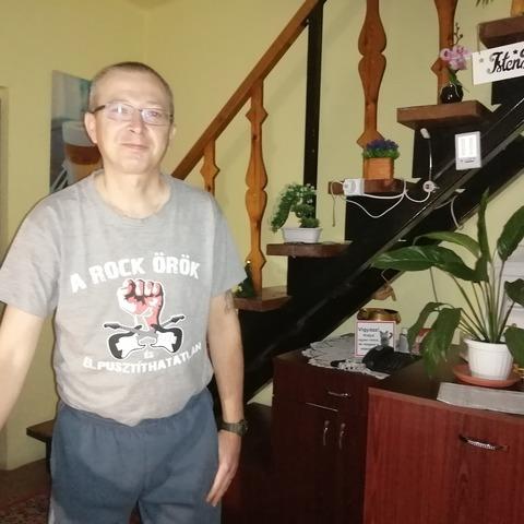robi, 46 éves társkereső férfi - Tiszalök